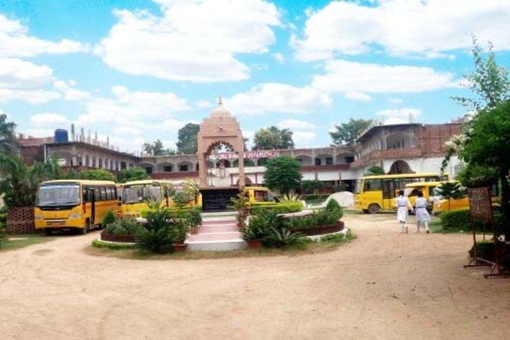 Uma Shankar Vidhyapeeth-Transport