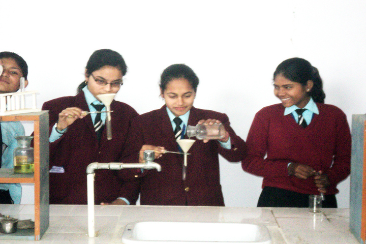 Union Public School-Chemistry Lab