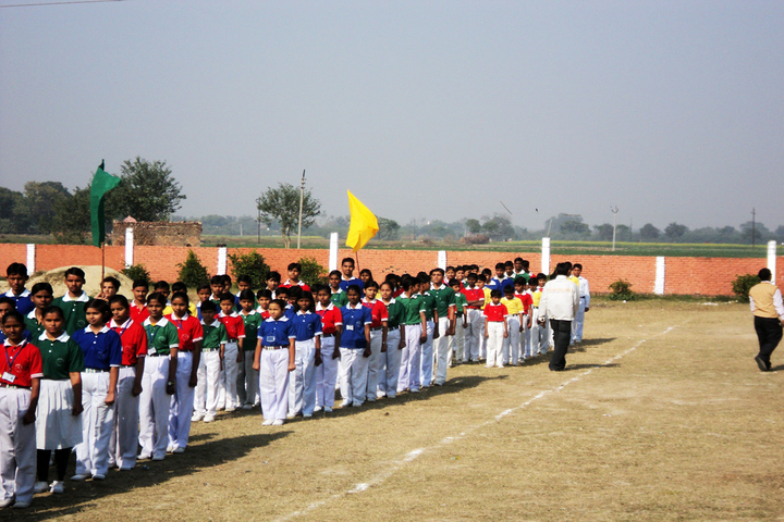 Union Public School-Sports Meet