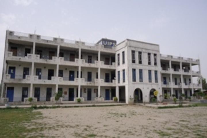 Unique International Public School-Campus View