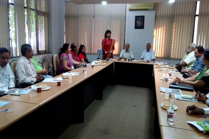 Unique International Public School-Teachers Meeting