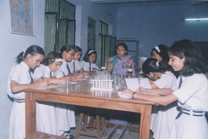 University Model School-Chemistry Lab