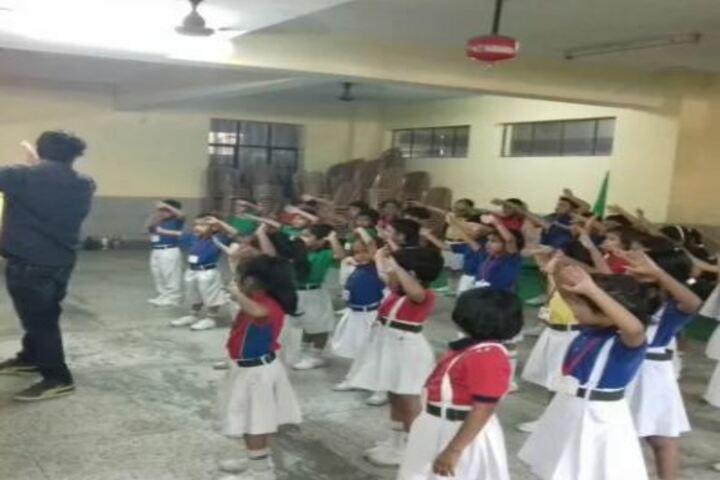 Ursuline Convent Senior Secondary School-Dance Room