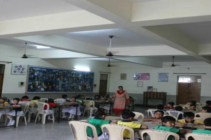 Ursuline Convent Senior Secondary School-Library