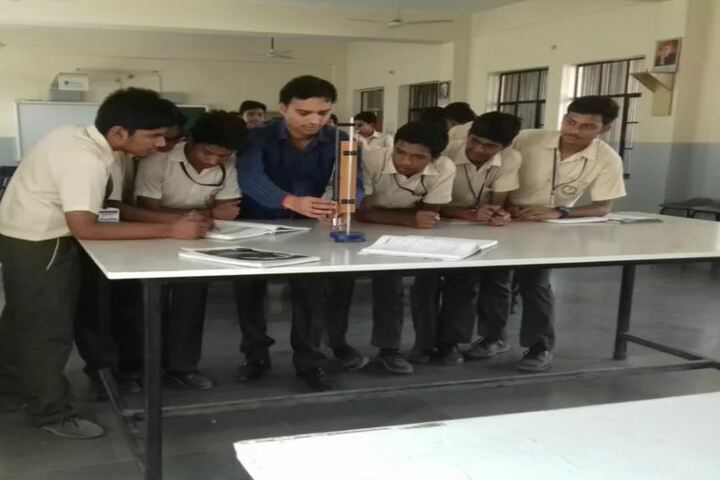 Ursuline Convent Senior Secondary School-Physics Lab