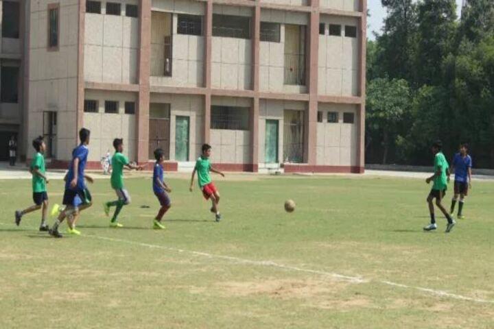 Ursuline Convent Senior Secondary School-Play Ground