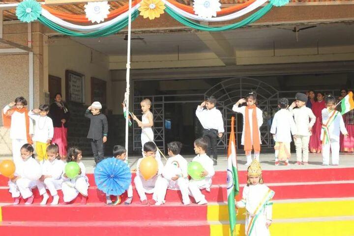 Ursuline Convent Senior Secondary School-Republic Day