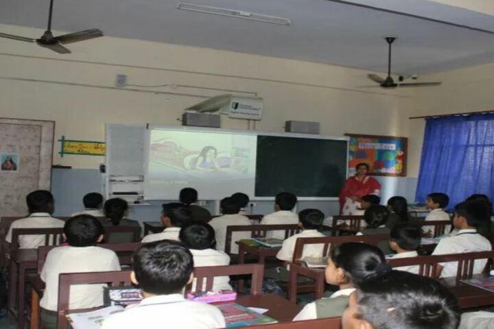 Ursuline Convent Senior Secondary School-Smart Class Room