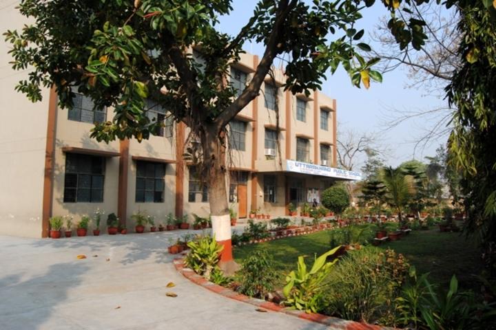 Uttarakhand Public School-Campus View