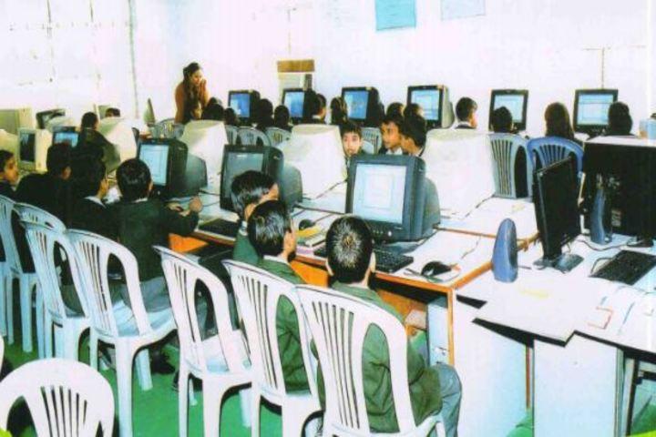 Uttarakhand Public School-Computer Lab
