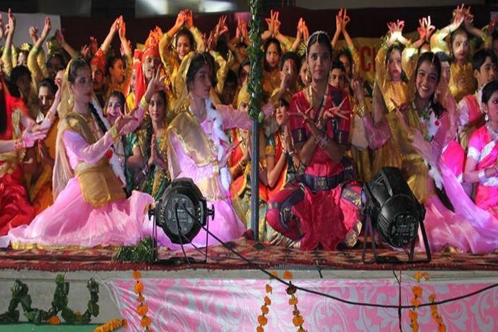 Uttarakhand Public School-Cultural Program