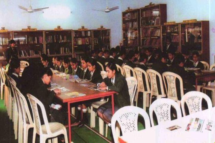 Uttarakhand Public School-Library