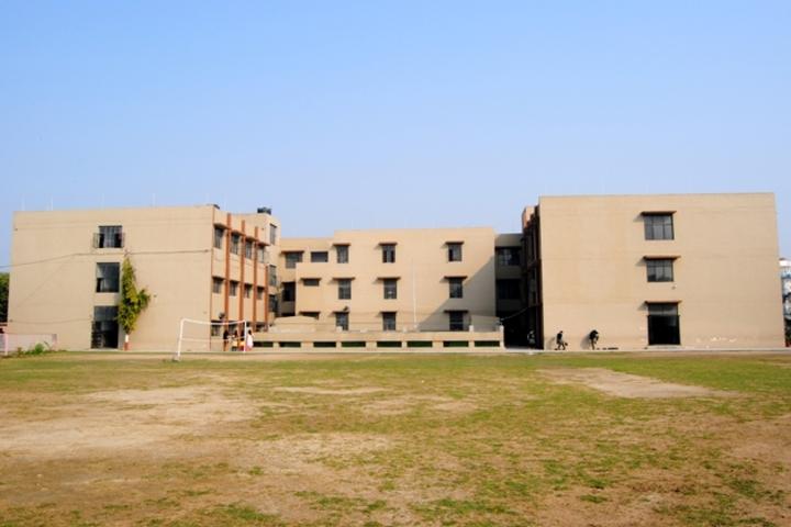 Uttarakhand Public School-Play Ground