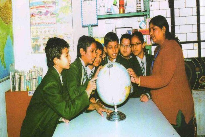 Uttarakhand Public School-Social Science Lab