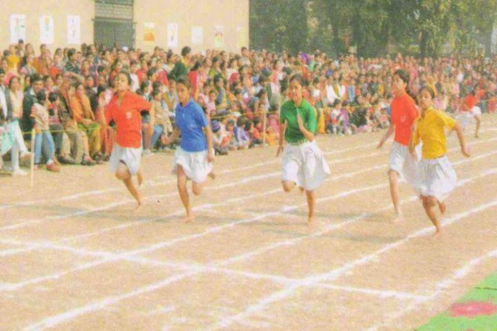 Uttarakhand Public School-Sports Day