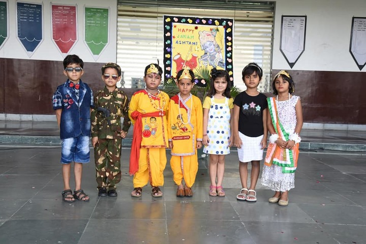 V K International School-Fancy Dress