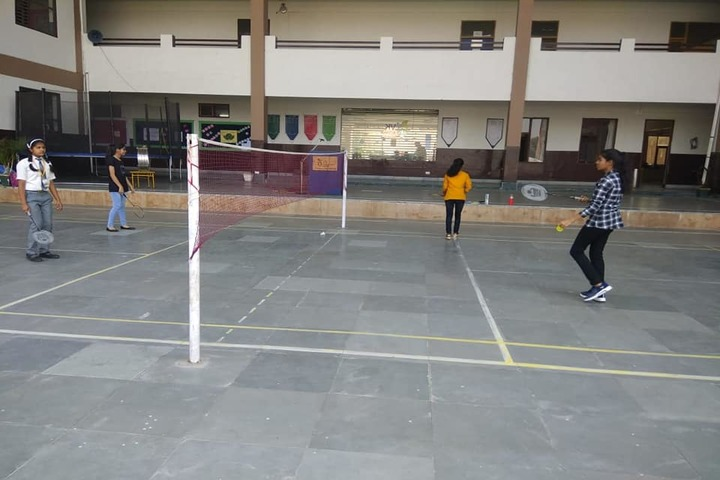 V K International School-Indoor Games