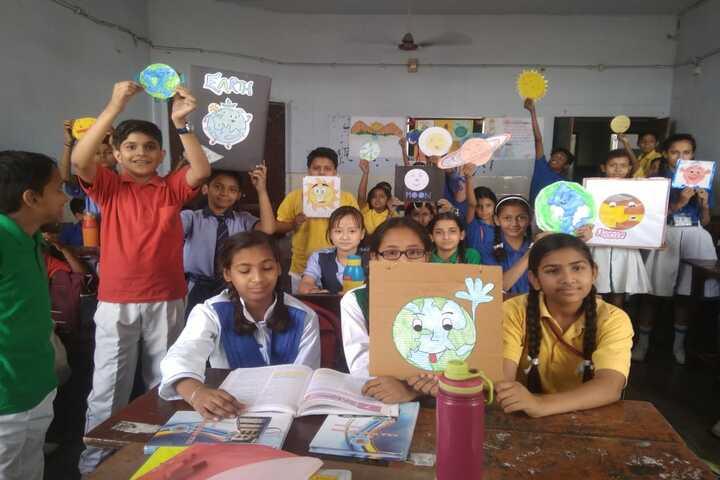 V K S Public School-Activity
