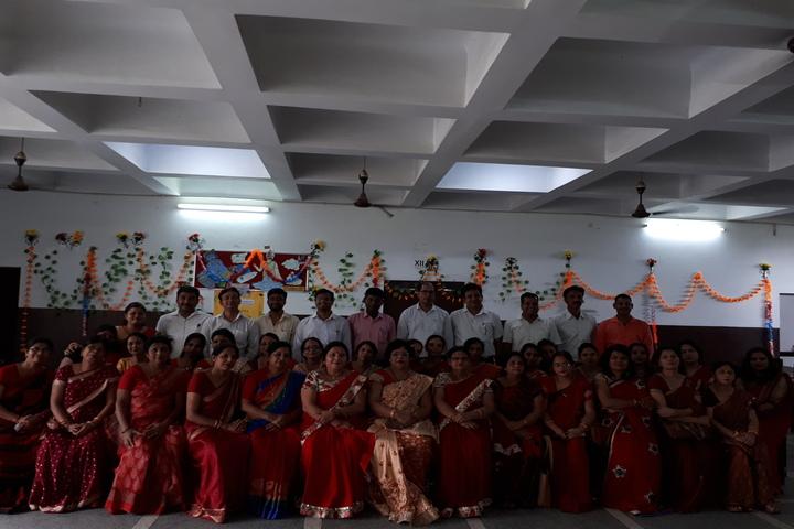 V K S Public School-Group Photo