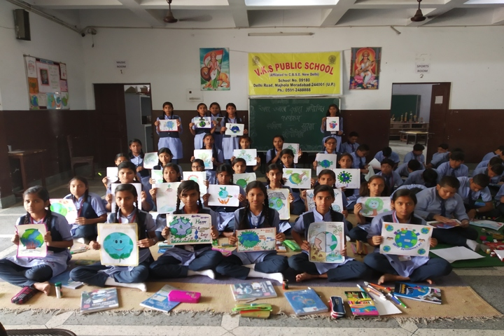 V K S Public School-Painting Competition