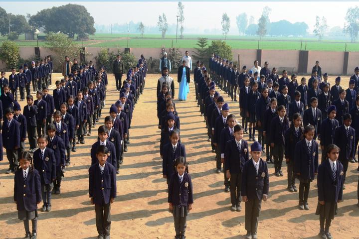 V K Public School-Assembly