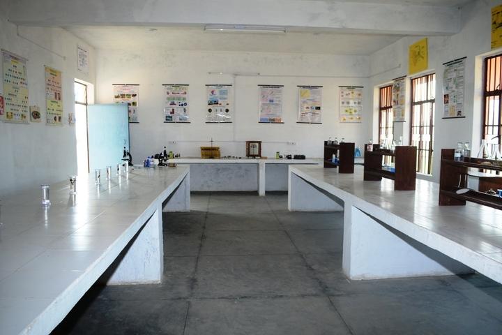 V K Public School-Chemistry Lab