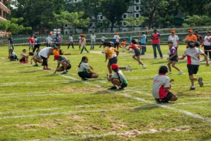 V K Public School-Sports