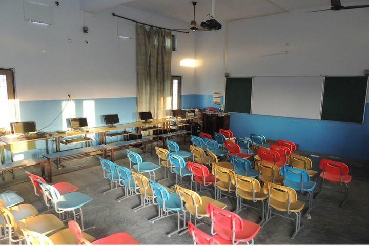 Virendra Singh Baghel Education Centre-Computer Lab