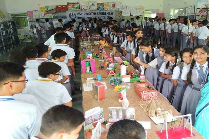 Virendra Singh Baghel Education Centre-Exhibition
