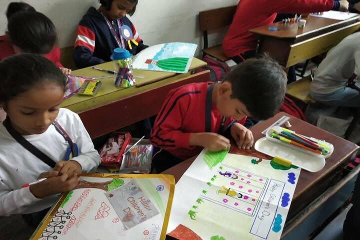 Vanasthali Public School-Activity