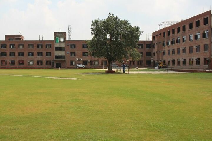 Vanasthali Public School-Campus View