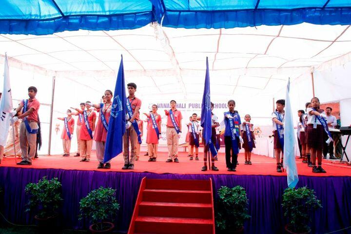 Vanasthali Public School-Investiture Ceremony