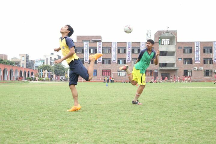 Vanasthali Public School-Play Ground