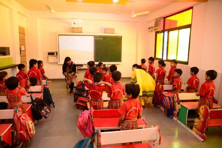 Vanasthali Public School-Smart Class Room