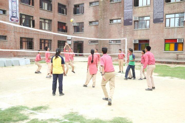 Vanasthali Public School-Sports