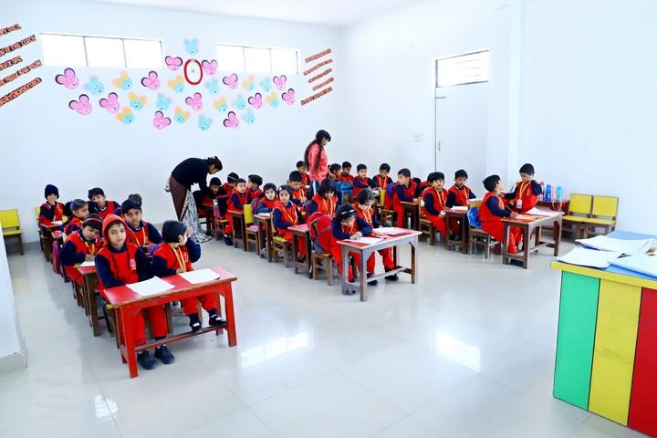 Vanasthali Public School-Class Room