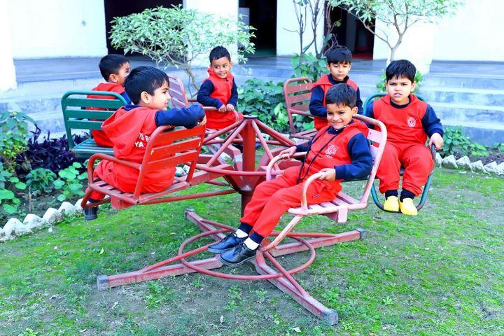 Vanasthali Public School-Kids Play Area
