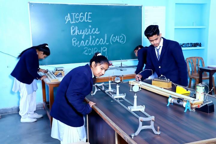 Vanasthali Public School-Physics Lab