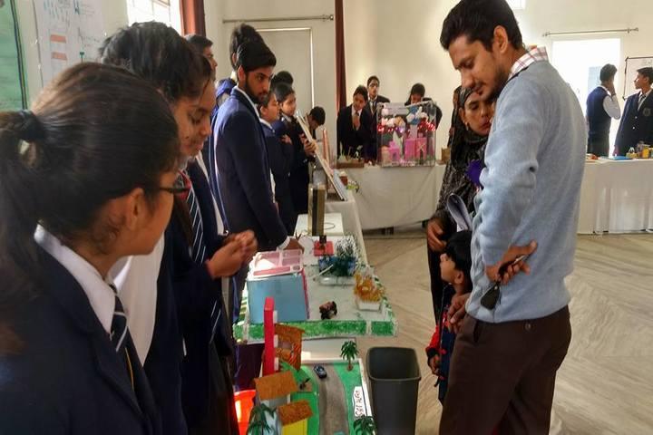 Vanasthali Public School-Student Projects