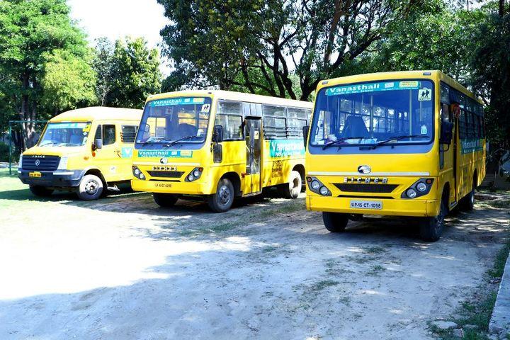Vanasthali Public School-Transport