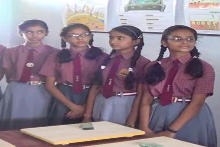 Vasudev Singh Memorial Inter College-Biology Lab