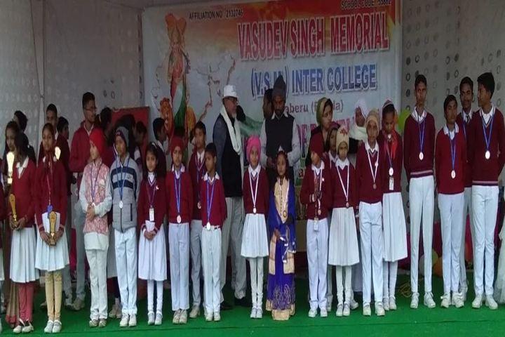 Vasudev Singh Memorial Inter College-Winners