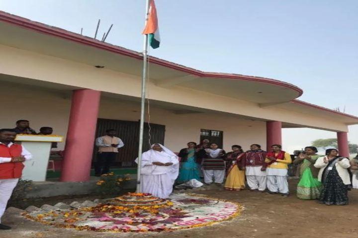 Vasudev Singh Memorial Inter College-Independence Day Celebrations