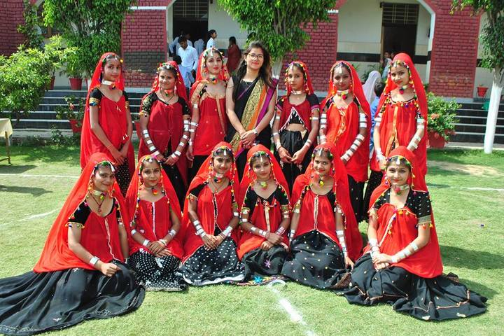 Vedantic International School-Cultural Event