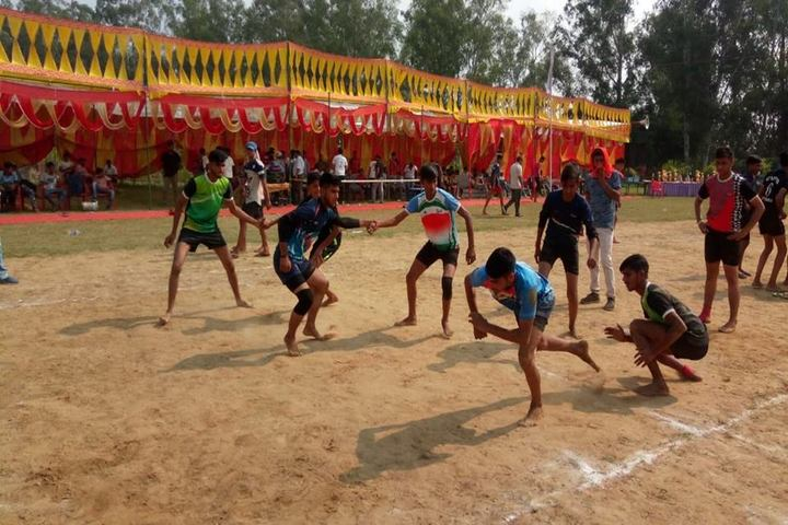 Vedantic International School-Games