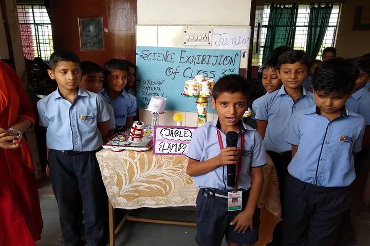 Vedantic International School-Science Exhibition
