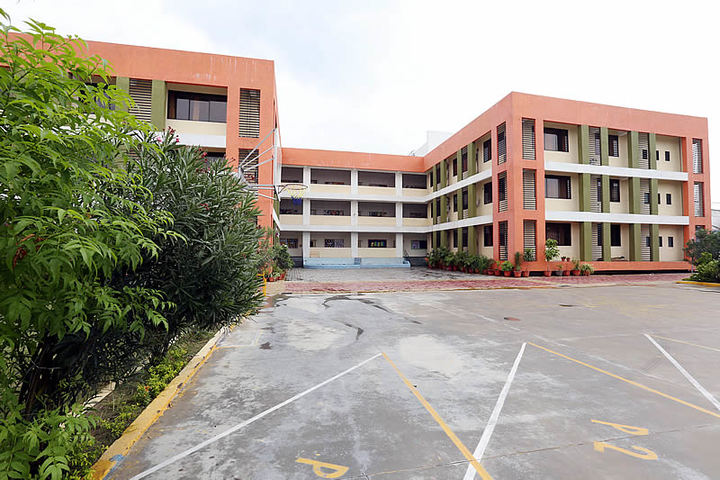Vibgyor High School-Campus View