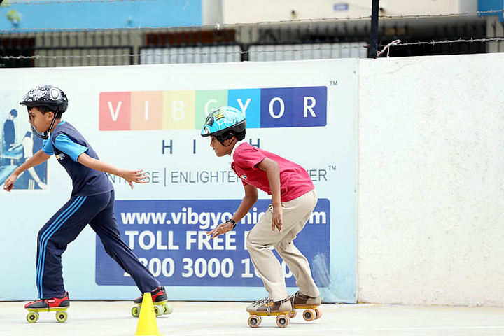 Vibgyor High School-Sports