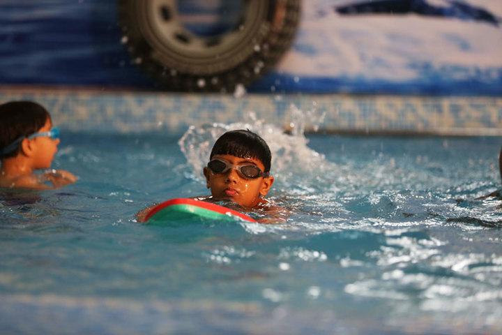 Vibgyor High School-Swimming Pool