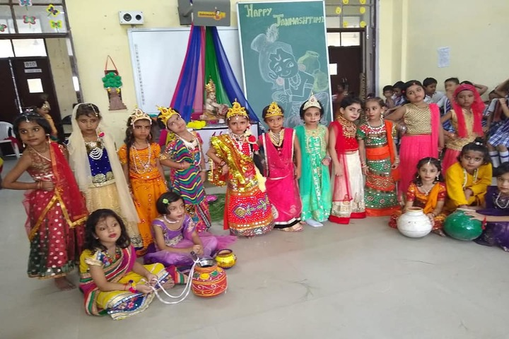 Vibgyor Intenational School-Festival Celebrations